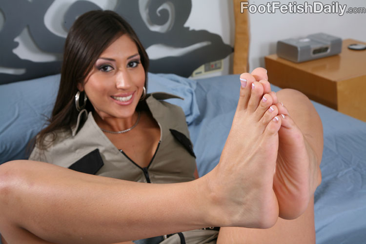 Remarkable, Foot fetish daily alexis breeze