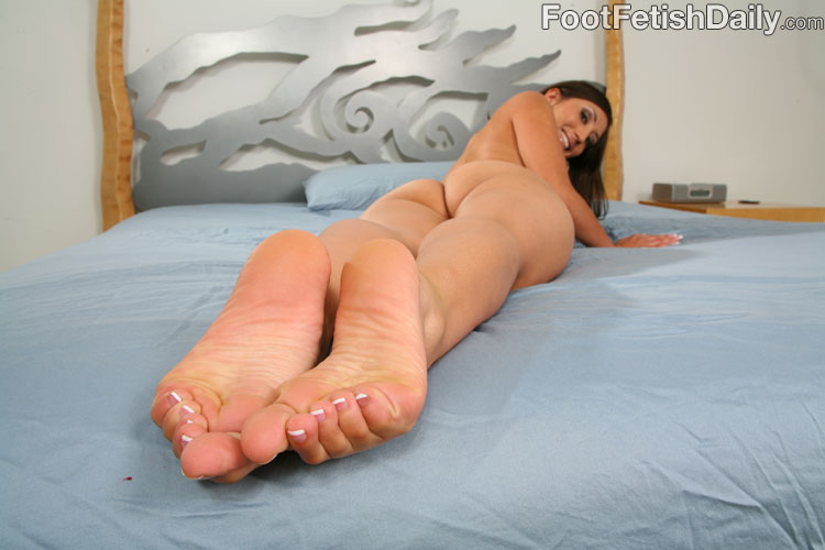 Have removed Foot fetish daily alexis breeze think