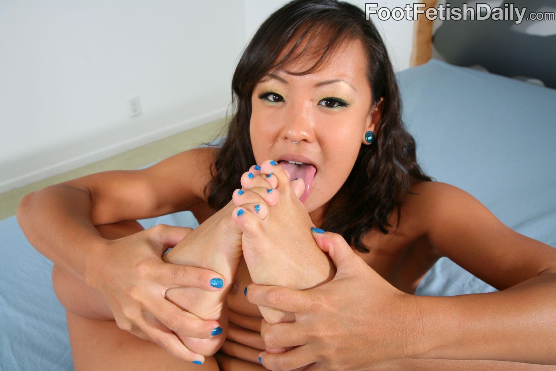 Asian Lesbian Sucking Big Tits