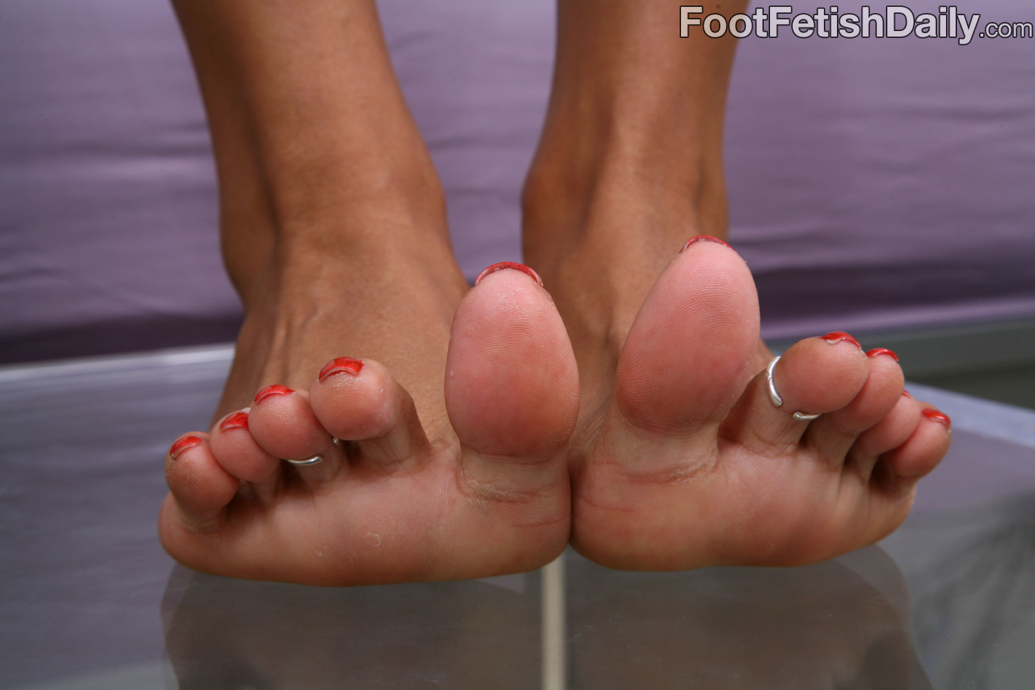 Luv feet sex bare marie